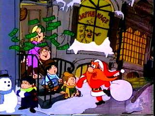 Yosemite Sam Cartoon Bugs Bunny S Christmas Carol 1979