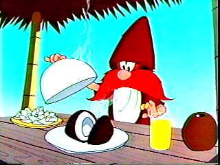 yosemite sam cartoon rabbitson crusoe 1956